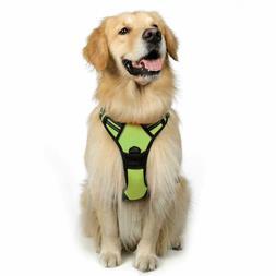 Rabbitgoo Dog Harness No-Pull Pet Adjustable Reflective Oxfo