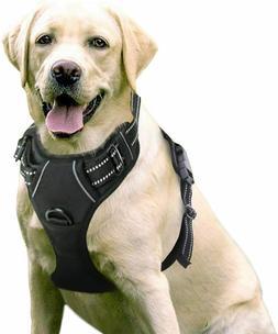 Rabbitgoo No-Pull Dog Pet Harness Control Adjustable Reflect