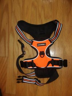 RABBITGOO Dog Harness No-Pull Pet Harness Adjustable DOG SIZ