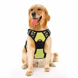 Rabbitgoo Dog Harness No-Pull Pet Harness Adjustable Outdoor