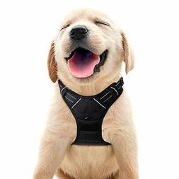Rabbitgoo Dog Harness No Pull Reflective Vest Harness with S