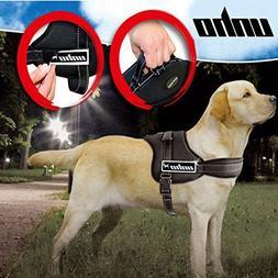 UNHO Dog Body Harness Padded Extra Big Large Medium Small He
