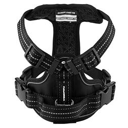 URPOWER Dog Harness Reflective Large Breed Puppy Harness No