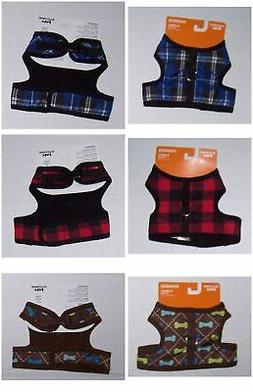 Handsome Pete Dog Harness XS for dog 7-10 lbs 3 color choice