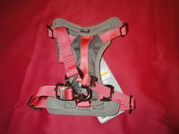 "KURGO DOG JOURNEY HARNESS CORAL REFLECTIVE SMALL- ""BRAND NEW"