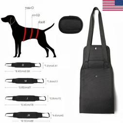 Dog Lift Harness Aid Assist Sling Brace Support Mesh Dog Bre