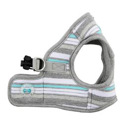Puppia - Dog Puppy Harness Soft Vest - Oceane - Melange Grey