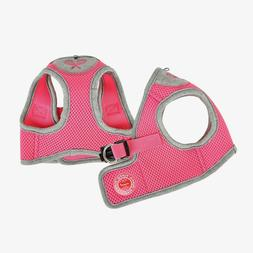 Puppia - Dog Puppy Harness Soft Vest - Sport - Pink - S, M,