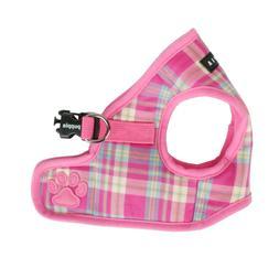 Dog Puppy Harness Soft Vest- Puppia - Spring - Pink - Choose