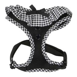 Dog Puppy Harness - Puppia - Vivien - Black - Choose Size
