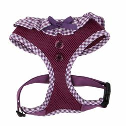 Dog Puppy Mesh Harness - Puppia - Vivien - Purple - Choose S