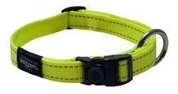 "Rogz Dog Side Release Collar Utility - 3/4"" Fanbelt Large 13"