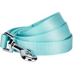 """Blueberry Pet 19 Colors Durable Classic Dog Leash 4 ft x 1"""","""