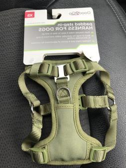 Good2Go Easy Step-In Purple Comfort Dog Harness, Medium
