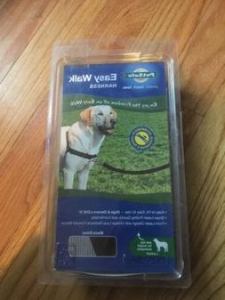 PetSafe Easy Walk Harness Black/SILVER for Large Dogs