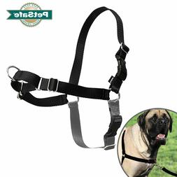 PetSafe Easy Walk Harness - Puppy & Dog Non-Pull Harness -Bl