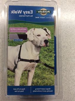 PetSafe Easy Walk  No Pull Dog Harness Medium/Large Black/Si