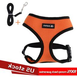 Escape Proof Cat Harness with Leash Set, Safe and Adjustable