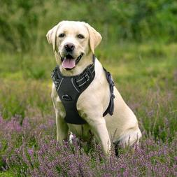 Extra Large Dog Harness XL Outdoor Pet Vest Body Adjustable