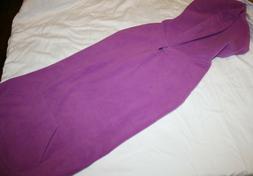 EXPAWLORER Fleece Dog Vest Harness Sweater Coat w/Pocket & H