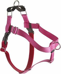 """2 Hounds Design Freedom No-Pull Dog Harness only- 1"""" Medium"""