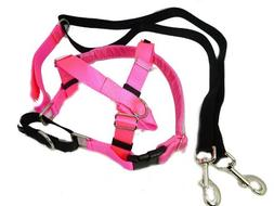 Freedom No Pull Velvet Lined Dog Harness and Leash Training