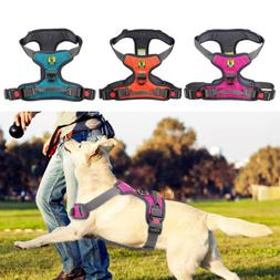 Front Leading No-Choke No-Pull Dog Harness Easy Travelling W