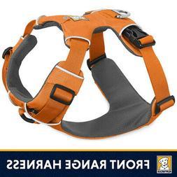 Ruffwear - Front Range Harness, Orange Poppy , Large/X-Large