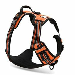 Chais Choice Best Front Range No-Pull Dog Harness. 3M Reflec
