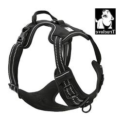 Best Front Range No-Pull Dog Harness. 3M Reflective Outdoor