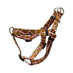 Giraffe Step-in Harness - Size: Medium , Color: Pink
