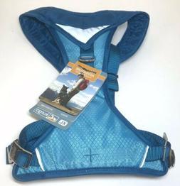 Kurgo Go-Tech Adventure Dog Harness, Extra Large, Blue - Lif