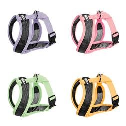 Gooby Comfort Active X Dog Harness - Small Breed Choke Free