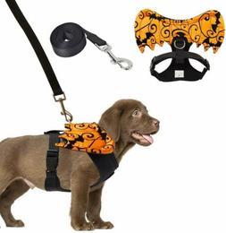 Expawlorer Halloween Costume Dog Harness And Leash Set With