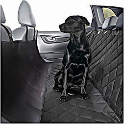 Plush Paws Ultra-Luxury Pet Seat Cover, Dog Car Hammock Prot