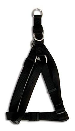 "Petmate Harness 3/8X9-15"" Bk 0865-0608"