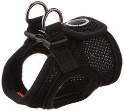 PUPPIA International Puppia Harness Soft B Vest BLACK XSmall