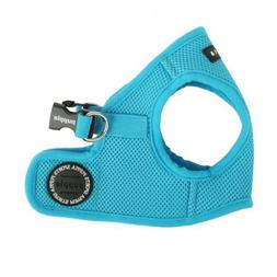 PUPPIA International Puppia Harness Soft B Vest SKY BLUE Med