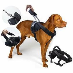 - Heavy Duty Dog Basic Halter Harnesses Harness, Soft Padded