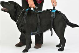 HELP EM UP HARNESS for dogs Large  conventional hip lift