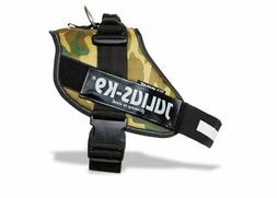 Julius K9 IDC Powerharness Dog Harness camouflage NEW