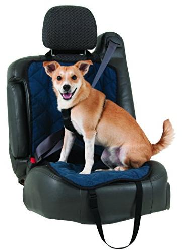 Petmate 11471 Seat Belt Travel Harness for Small, Black