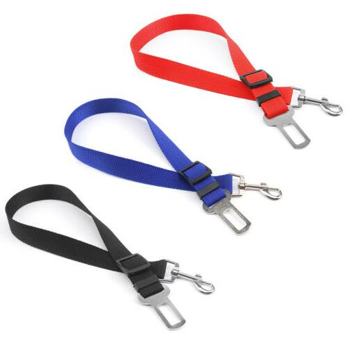 2 Pack Dog Pet Car Harness Lead