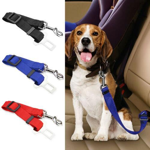 2 pack cat dog pet safety seatbelt