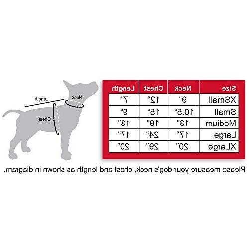 Best Pet Supplies 250-DBC-M Voyager Windproof Pet Fleece Checkers