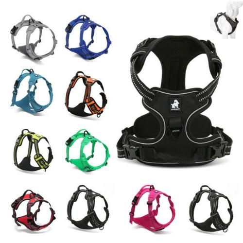 3M No-pull Pet Dog Harness Front Reflective Puppy Vest Soft