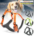 comfort 3m reflective pet dog harness night