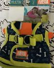 Animal Planet Dog Harness Vest BONES Small   New Adjustable