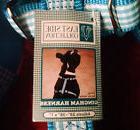 Dog Harness Walker Blue Gingham Fabric Adjustable 28 36 Inch