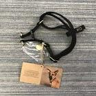 FOUND MY ANIMAL Cotton Dog Harness BLACK Size Small